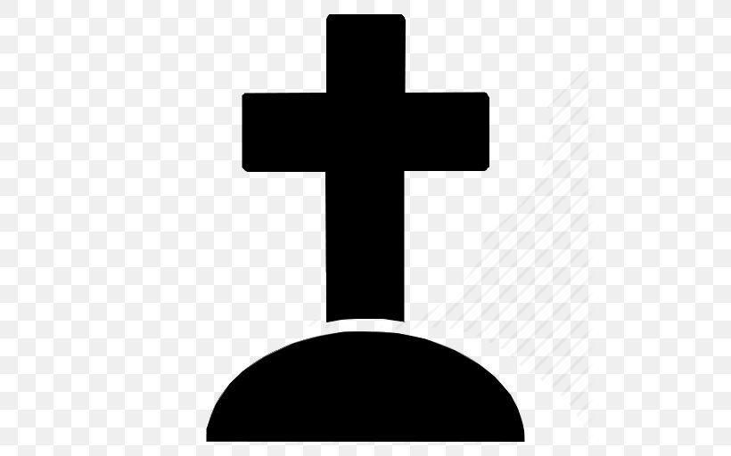 Cemetery Headstone Tomb Christian Cross, PNG, 512x512px, Cemetery, Christian Cross, Coffin, Cross, Death Download Free