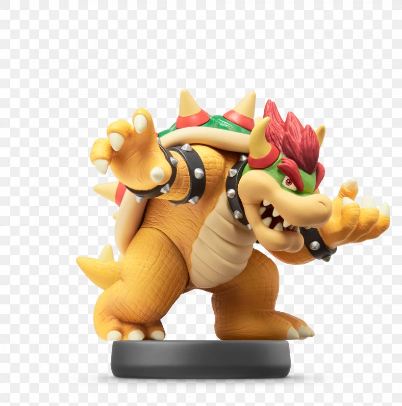 Super Smash Bros For Nintendo 3ds And Wii U Bowser Mario