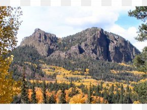 Pagosa Springs - Tropical And Subtropical Coniferous Forests Geology Cliff National Park Mountain PNG