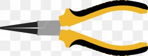 Plier Image - Needle-nose Pliers Tool PNG