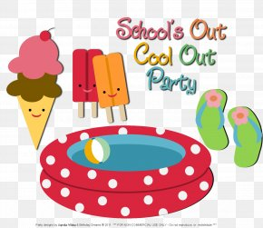 Summer Party Cliparts - Swimming Pool Party Free Content Clip Art PNG