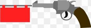 Handgun - Trigger Firearm Toy Weapon Revolver Gun PNG