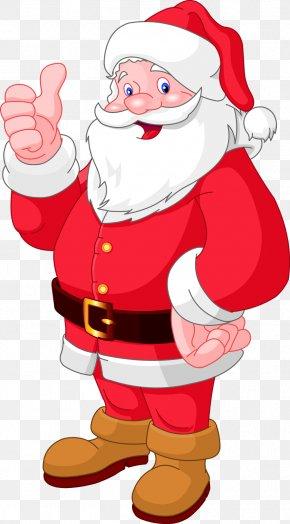 Santa - Christmas Santa Claus Christmas Santa Claus Clip Art PNG
