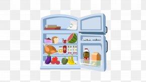 Refrigerator - Refrigerator Pantry Clip Art PNG