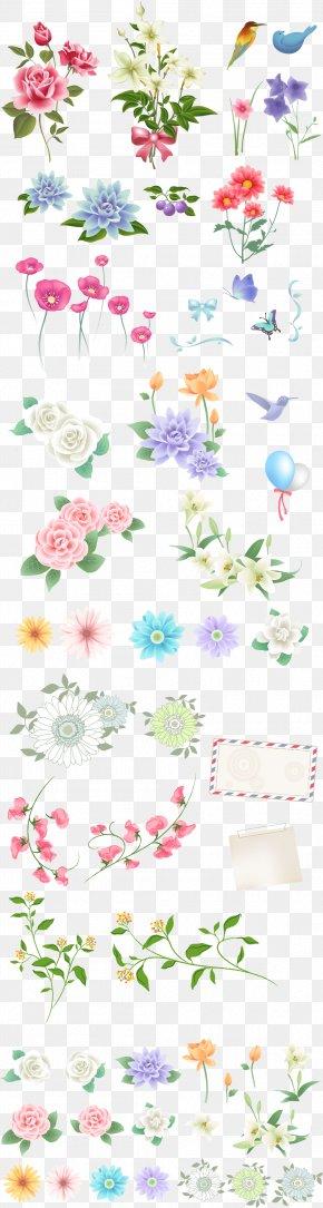 Flowers - Flower Euclidean Vector Clip Art PNG