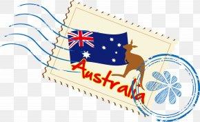 Stamps Australia Vector - Australia Euclidean Vector Icon PNG
