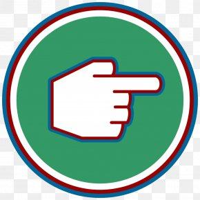 Point - Index Finger Hand Clip Art PNG