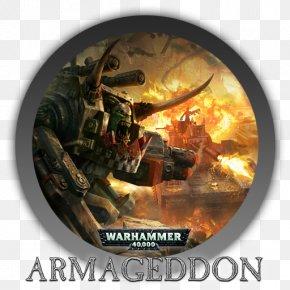 Armageddon - Warhammer 40,000: Armageddon Warhammer 40,000: Dawn Of War III Warhammer Fantasy Battle Video Games PNG