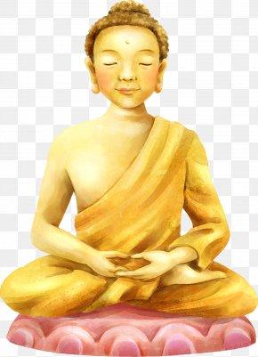 Lord Buddha - Gautama Buddha Buddhahood Buddhism Zazen PNG