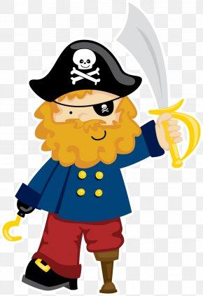 Rottweiler - Piracy Cartoon Clip Art PNG