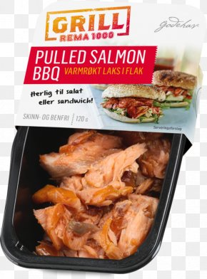 Grilled Salmon - Pulled Pork Barbecue Meat Smoked Salmon Recipe PNG