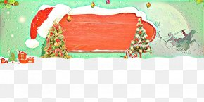 Interior Design Rectangle - Merry Christmas Happy New Year Christmas Background PNG