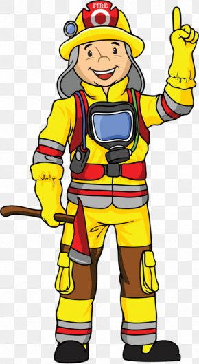 Firefighters - Job Free Content Profession Clip Art PNG