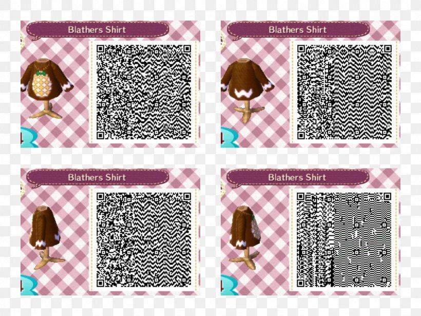 Animal Crossing New Leaf Animal Crossing Happy Home Designer Qr