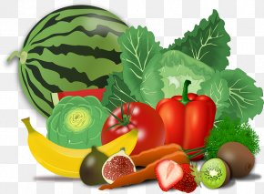 Vegetable Farming - Clip Art Healthy Diet Food Openclipart PNG