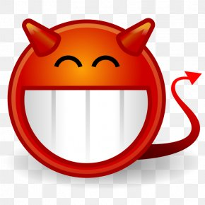 Devil Smiley - Kodi Android Application Package Plug-in File Manager PNG