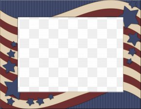 Flag Frame - National Flag Flag Of The United States Flag Of The Soviet Union PNG
