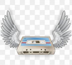 Tape Vector - Compact Cassette DeviantArt Digital Art PNG