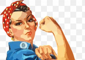 United States - Rosie The Riveter United States We Can Do It! Woman The Excellence Dividend: Meeting The Tech Tide With Work That Wows And Jobs That Last PNG