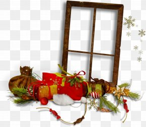 Holly Christmas Decoration - Christmas Decoration PNG