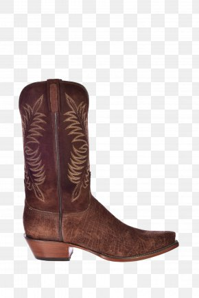 Boots - Cowboy Boot Footwear Riding Boot Leather PNG