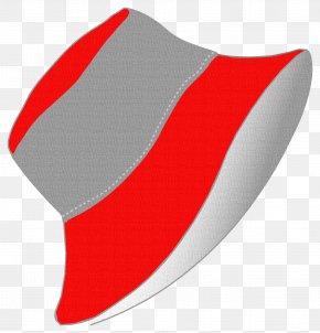 Cap Logo - Red Logo Cap PNG