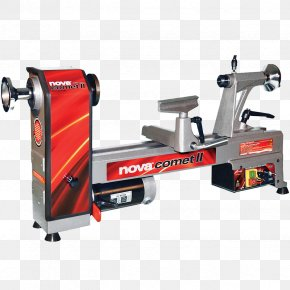 Jet Woodworking Tools - NOVA 46300 Comet II Variable Speed Mini Lathe 2013 Edition 12Inch X 1 Woodturning Woodworking Tool PNG