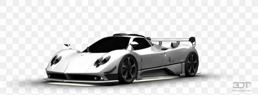 Pagani Zonda Car Automotive Design