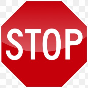 Stop Label Text Icon - United States Stop Sign Traffic Sign All-way Stop Manual On Uniform Traffic Control Devices PNG