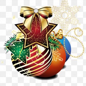 Christmas Tree Decoration Ball - Christmas Ornament Christmas Tree Bolas Ball PNG