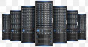 Cloud Computing - Computer Servers Server Room Computer Network Cloud Computing Data Center PNG