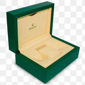 Jewelry Box - Box Rolex GMT Master II Rolex Daytona Rolex Datejust PNG