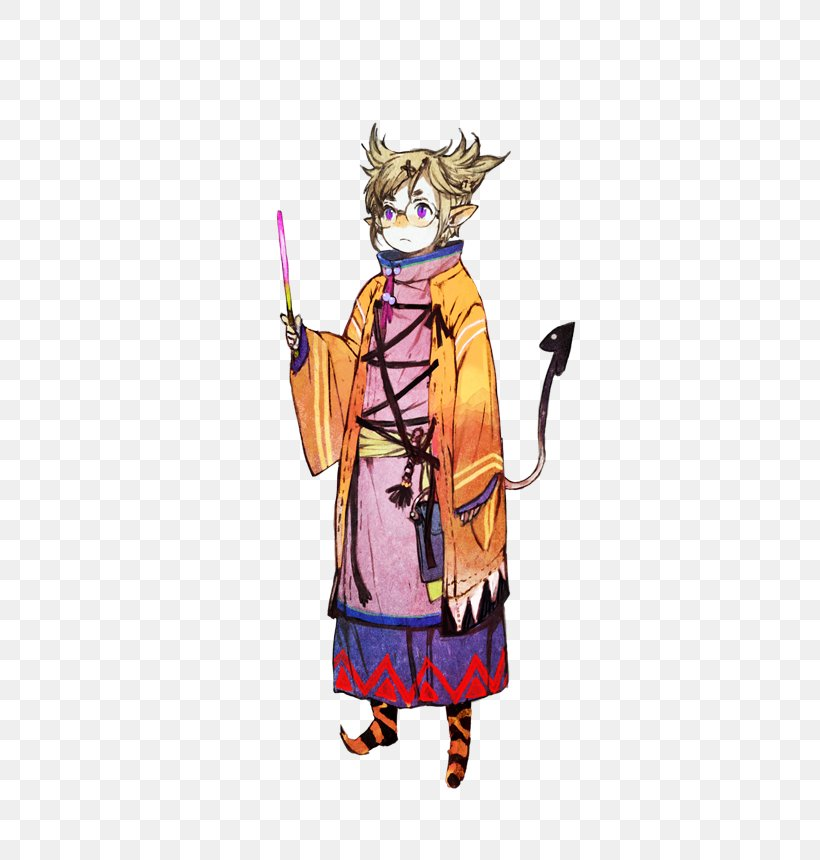 I Am Setsuna Chrono Trigger PlayStation 4 Character Japanese Role-playing Game, PNG, 584x860px, I Am Setsuna, Art, Character, Chrono Trigger, Clothing Download Free