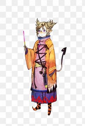 Chrono Trigger - I Am Setsuna Chrono Trigger PlayStation 4 Character Japanese Role-playing Game PNG