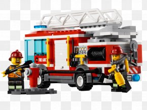 Fire Hydrant - Lego City Toy Fire Engine Firefighter PNG
