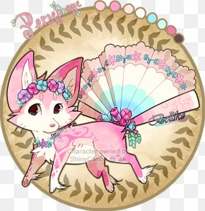 Mint Leaf Habitat - Illustration Clip Art Pink M Carnivores Design M Group PNG