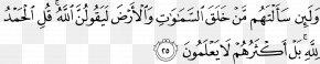 Qur'an Tadabbur-i-Quran Al-Anfal Surah Luqman PNG