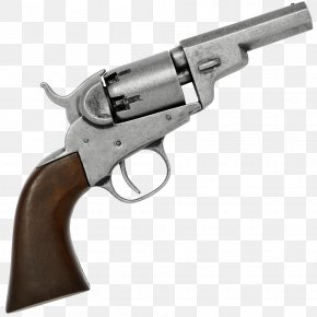 Wood Barrel - Colt Pocket Percussion Revolvers Colt's Manufacturing Company Firearm Colt Single Action Army PNG