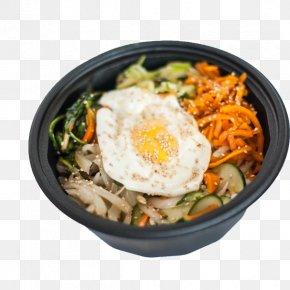 Korean Small Fresh - Korean Cuisine Bibimbap Asian Cuisine Zzaam! Dish PNG