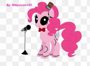 Five Nights At Freddy's 4 - Pony Pinkie Pie Five Nights At Freddy's Rarity Applejack PNG