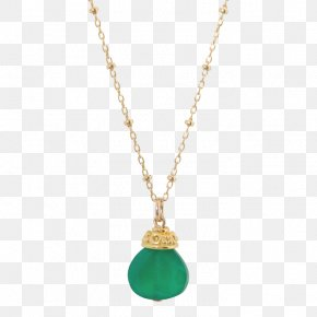 Necklace - Locket Necklace Emerald Earring Jewellery PNG