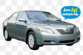 Car - Toyota Camry Mid-size Car Luxury Vehicle Compact Car PNG