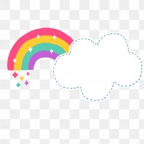 Creative Rainbow - Cartoon Document File Format Microsoft Word Clip Art PNG