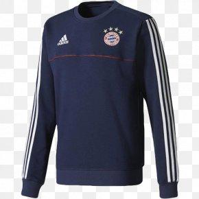 T-shirt - T-shirt FC Bayern Munich Adidas Store Sleeve PNG