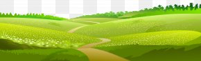Meadow Ground Transparent Clip Art Image - Clip Art PNG