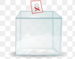 Box Design - Ballot Box Opinion Poll Voting Clip Art PNG