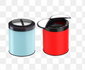 Trash Can - Paper Waste Container Plastic PNG