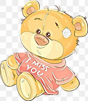 Animal Figure Teddy Bear - Teddy Bear PNG