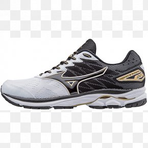 mizuno mens running shoes size 9 youth gold white jogger size