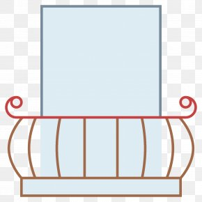 Balcony - Drawing Money Coloring Book PNG